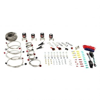 Nitrous Outlet® - EFI Dual Stage Single Nozzle Nitrous System