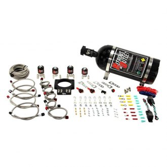 Nitrous Outlet® - Dual Stage Plate Nitrous System