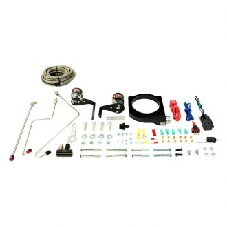 Nitrous Outlet® - 102 mm Fast Intake Hard-Lined Plate Nitrous System