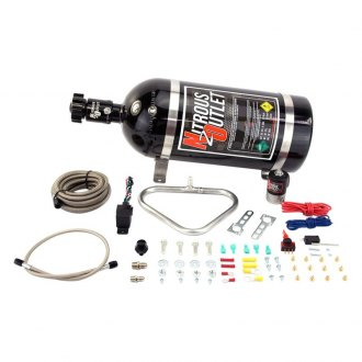 Nitrous Outlet® - Halo Dry Nitrous System