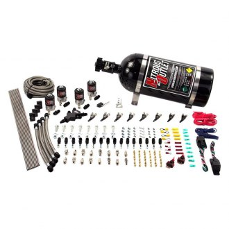 Nitrous Outlet® - Dry Racers Option Direct Port System