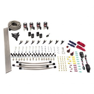 Nitrous Outlet® - Dual Stage Dry Direct Port Nitrous System