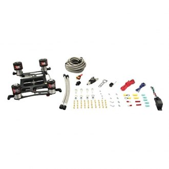 Nitrous Outlet® - 4500 Race Dual Stage Hornet Plate Nitrous System