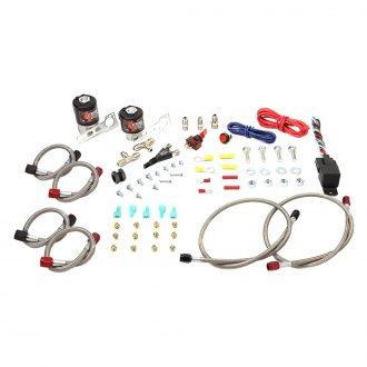 Nitrous Outlet® - Single to Dual Stage Conversion Kit