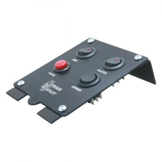 Nitrous Outlet® - Ashtray Switch Panel