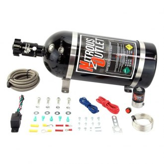 Nitrous Outlet® - Big Show Stand Alone Purge Kit