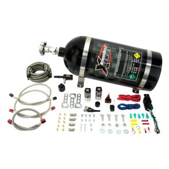 Nitrous Outlet® - X-Series Single Nozzle Nitrous System