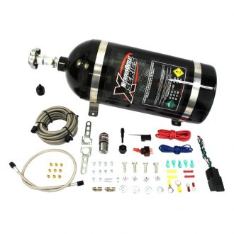 Nitrous Outlet® - X-Series Dry Single Nozzle Nitrous System