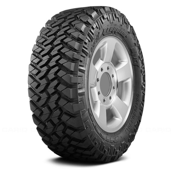 NITTO® - TRAIL GRAPPLER Tire Protector Close-Up