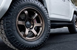 NITTO® - Tires on Ford
