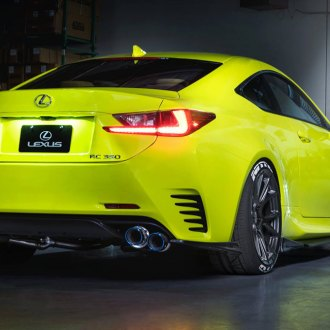 NITTO® - Tires on Lexus RC350