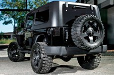 NITTO® - Tires on Jeep Wrangler - Rear