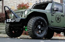 NITTO® - Tires on Jeep Wrangler
