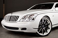 NITTO® - Tires on Maybach 571