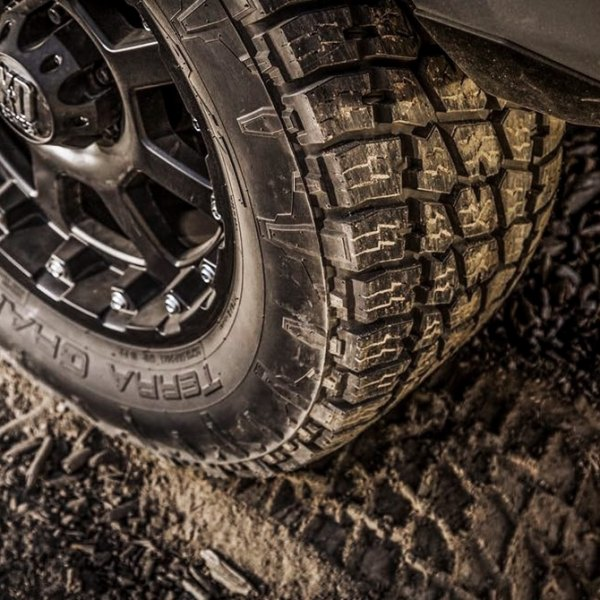 NITTO® - Tires on Dodge Ram