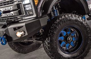 NITTO® - Tires on Ford F350