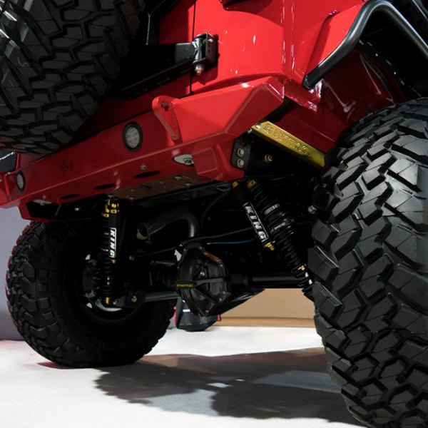 NITTO® - Tires on Jeep