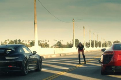 NITTO® Battle of the Streets Final Round: McLaren 650s vs. Porsche GT3 (Full HD)