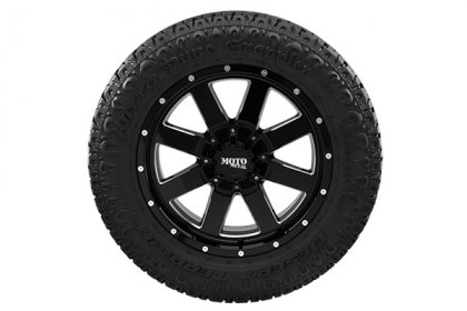 NITTO® Dune Grappler Tire Featured 360 View (Full HD)