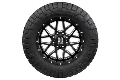 NITTO® Ridge Grappler Tire Featured 360 View (Full HD)