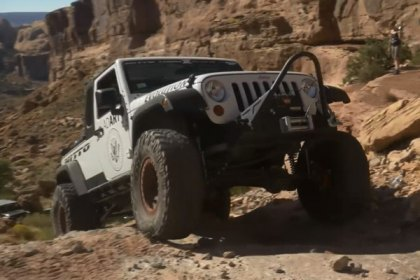 NITTO® 2015 JK Experience West and the Trail Grappler Experience (Full HD)