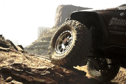 "NITTO® Moab ""Top of the World"" Trail Grappler Adventure (HD)"