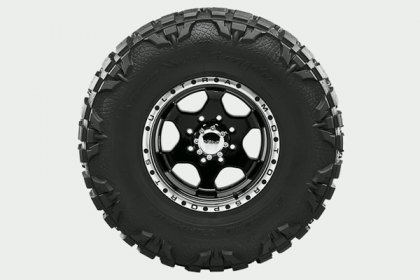 NITTO® Mud Grappler Tire Featured 360 View (Full HD)