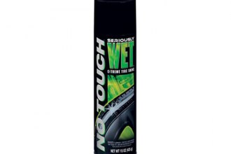 No Touch® - Seriously Wet™ Extreme Tire Shine