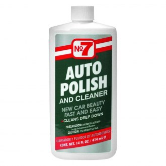 No7® - Auto Polish and Cleaner