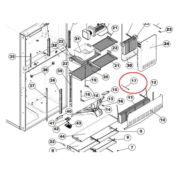 Norcold thermistor wiring diagram wiring diagrams schematics norcold refrigerator thermistor assembly norcold add on sensor wiring norcold schematic norcold thermistor wiring asfbconference2016 Image collections