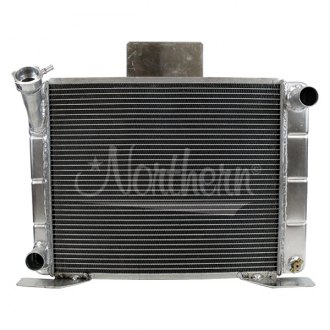 Northern Radiator® - Muscle Car Billet Aluminum Engine Coolant Radiator