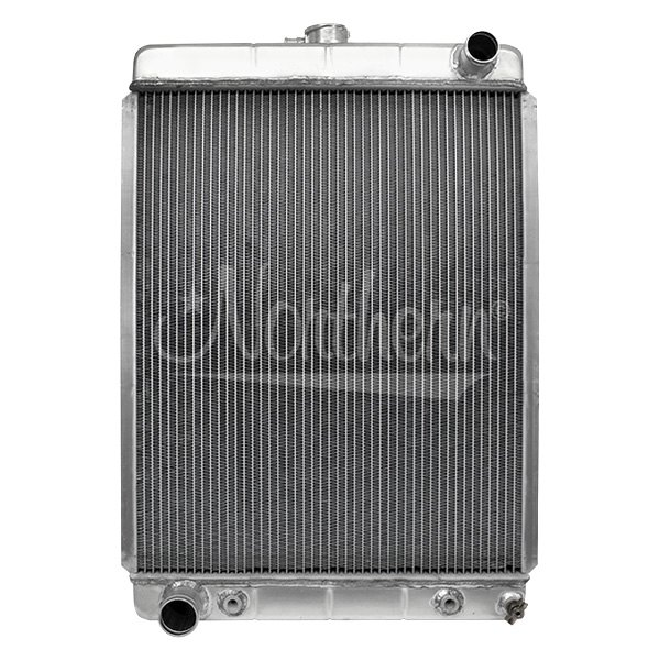 Northern Radiator® - Hot Rod Downflow Engine Coolant Radiator on old hemi engines, 1968 olds 442 engines, dodge diesel truck engines, american car engines, arnolt engines, volkswagen engines, chevrolet 6 cylinder engines, prevost bus engines, ihc engines, steam car engines, toyota engines, power wagon engines, cadillac engines, sportchassis engines, hyundai engines, fageol engines, lasalle engines, pontiac engines, mazda engines, olds crate engines,