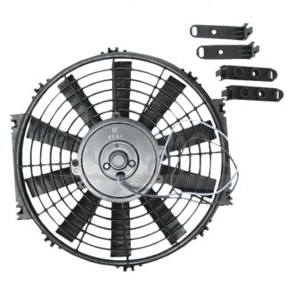 "Northern Radiator® - Economy 12"" Puller Electric Fan"