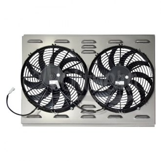 "Northern Radiator® - 12"" Electric Fan and Shroud Assembly"