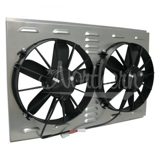 Northern Radiator® - Electric Fan and Shroud Assembly