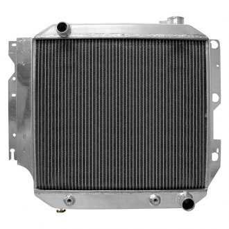 Northern Radiator® - Muscle Car Radiator with Transmission Oil Cooler