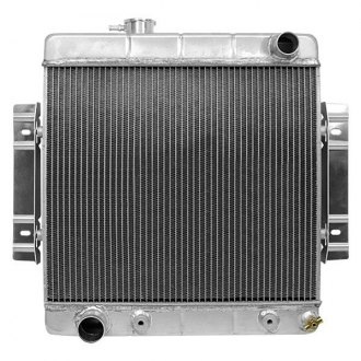 Northern Radiator® - Hot Rod Downflow Engine Coolant Radiator