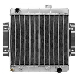 "Northern Radiator® - Downflow Hotrod Radiator, 20-1/4"" x 19-3/4"" x 3-1/8"""