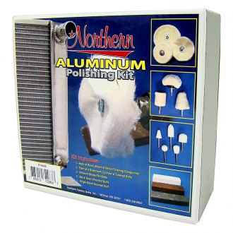 Northern Radiator® - Aluminum Polishing Kit