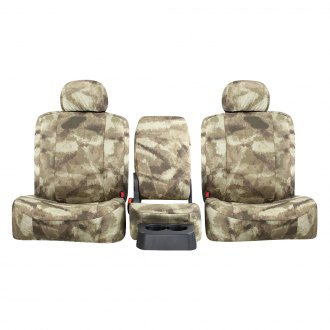 Northwest Seat Covers® - A-TACS™ Camo Custom Seat Covers