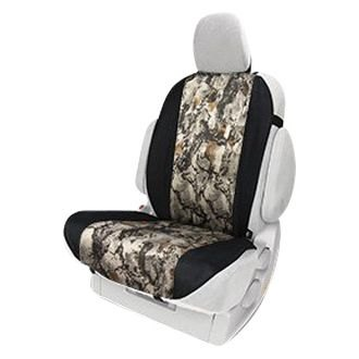 Northwest Seat Covers® - ProHeat™ Natural Gear/Atomic Black Heated Seat Cushion