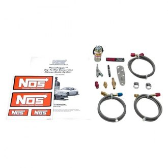 NOS® - Powerfogger™ Dry to Wet EFI Nitrous System Conversion Kit