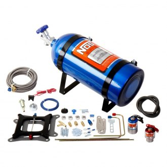 NOS® - Cheater™ Carbureted Wet Plate Nitrous System