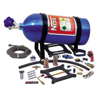 NOS® - Super Powershot™ Carbureted Wet Nitrous System