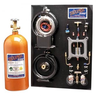 NOS® - Sniper™ Carbureted Wet Plate Nitrous System