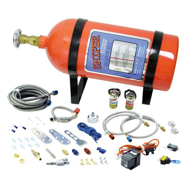 NOS® - Sniper™ Nitrous System