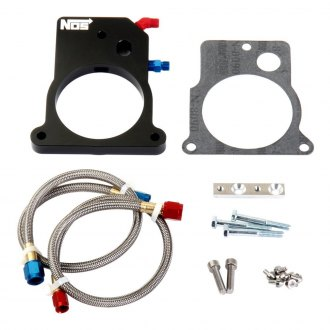 NOS® - OEM Fuel Injection Wet Nitrous Plate