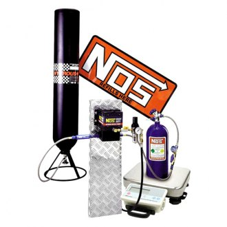 NOS® - Nitrous Refill Pump Station with Scale