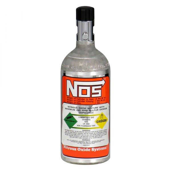 nitrous oxide systems 14705nos nitrous bottle. Black Bedroom Furniture Sets. Home Design Ideas