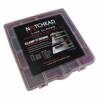 NotcHead® - Hard Line Clamp Builder Kit